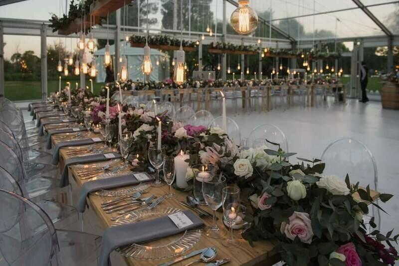 Wedding flowers - POA
