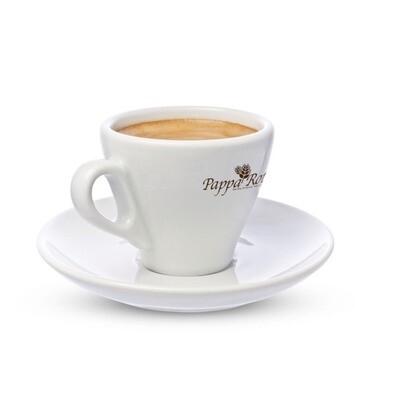 Hot White Coffee