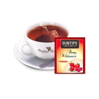 Hot Wild Berry Tea