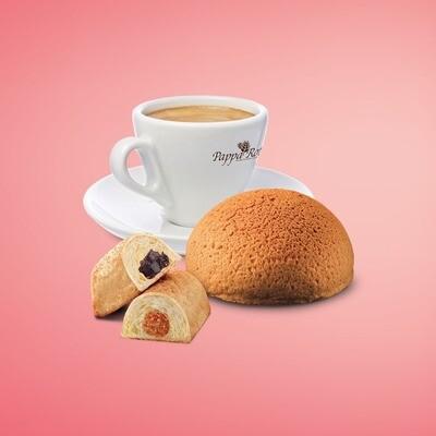 Value Combo (1Bun, 1Hot Caffe Latte, 1Rollie)