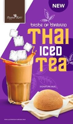 THAI ICE TEA + BUN