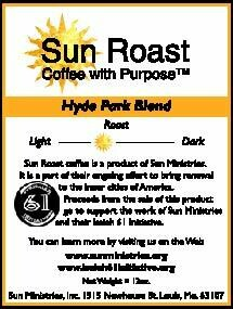 Hyde Park Blend Coffee