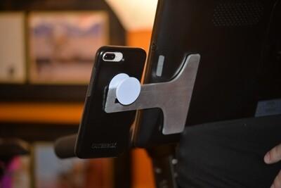 Smart Phone Holder For Peloton Exercise Bike