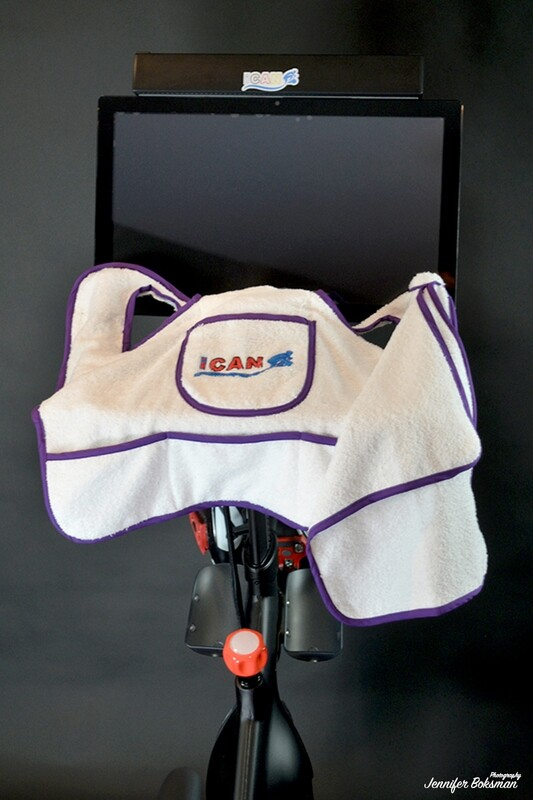 iCAN Sweat Caddy For Exercise Bikes