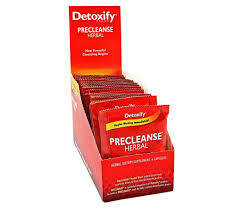 DETOXIFY PRE CLEANSE CAPS