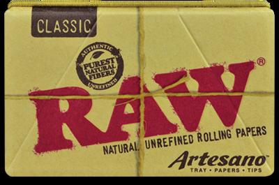RAW Classic Artesano 1ÂĽ
