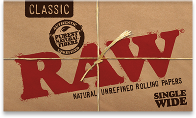 RAW Classic Single Wide
