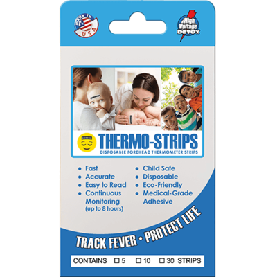 HV thermo-strips 5PK
