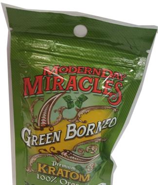 MODERN DAY GREEN BORNEO