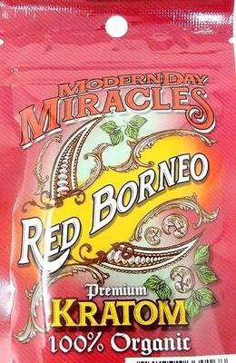 MODERN DAY RED BORNEO