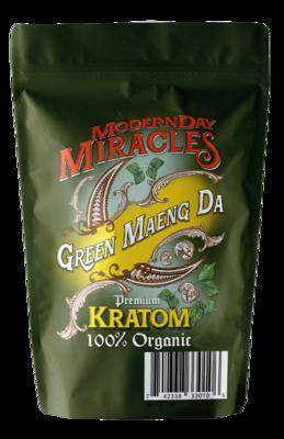 MODERN DAY GREEN MAENGDA
