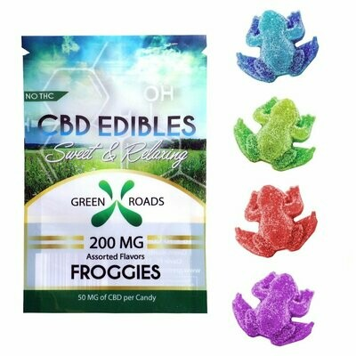 FROOGIES 200MG