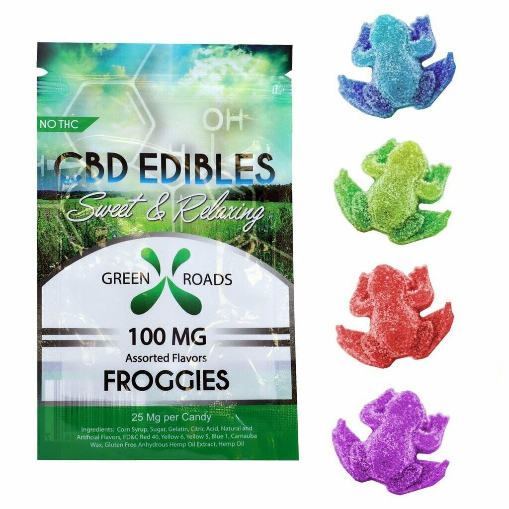 FROOGIES 100 MG