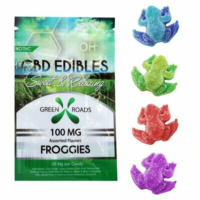 FROOGIES 100 MG