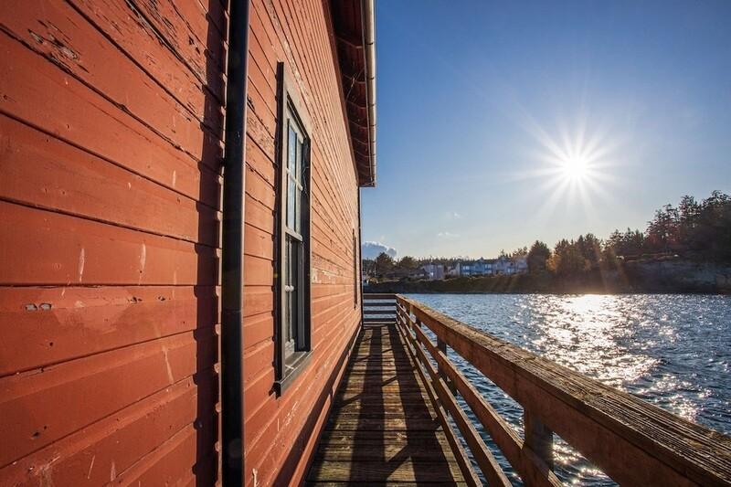Coupeville Wharf & Sunburst