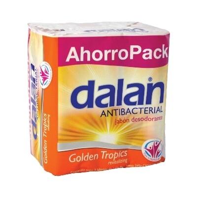 Jabón Antibacterial Golden Tropics