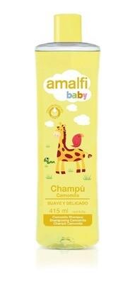 Shampoo para bebé de Camomila