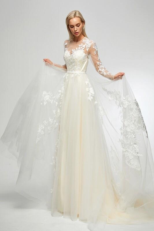 Pk fashions wedding dress