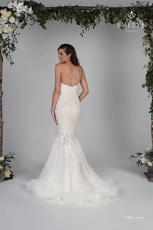 Evelyn Bridal Marin size 16