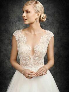 Kenneth Winston  wedding dress BE324 size 10
