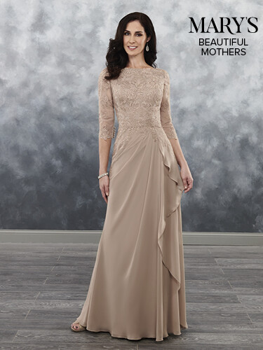 Beautiful Mother of the bride dress MB8020 size 10