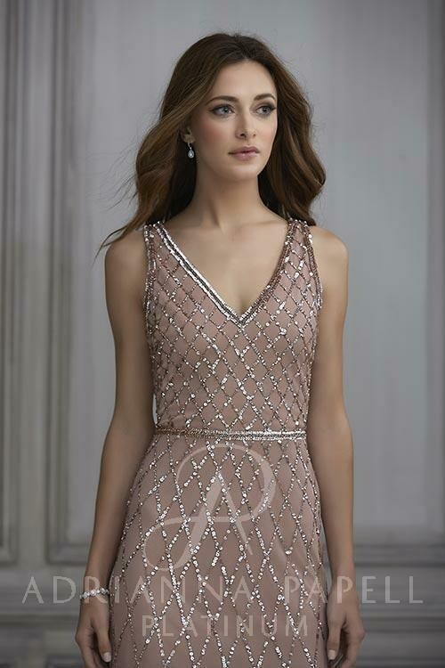 Adrianna Papell 40135 size 18