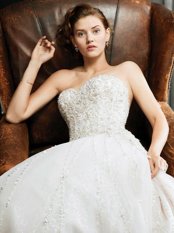 Kenneth Winston wedding dress 1725 size 18