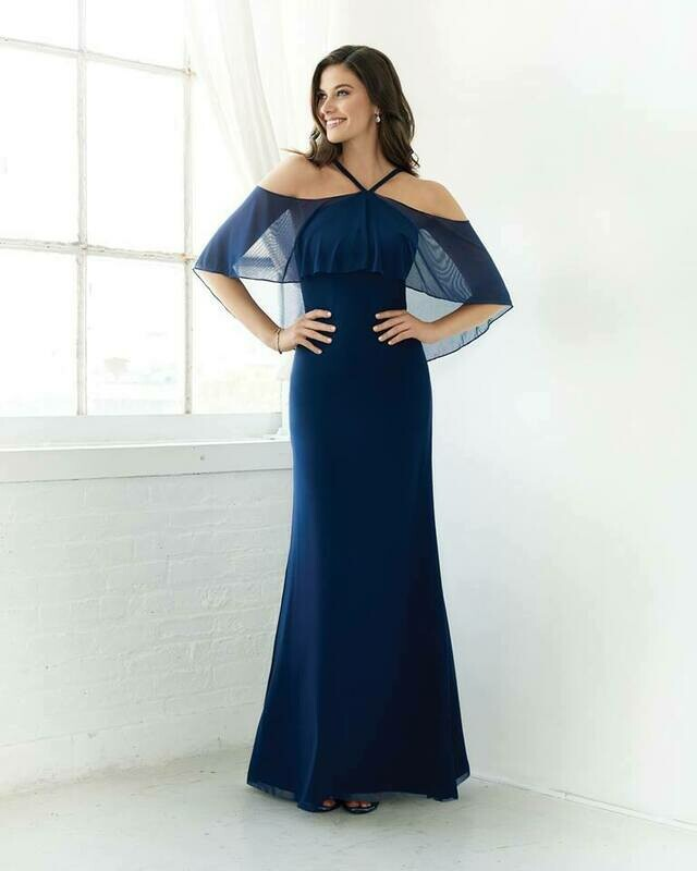 Kenneth Winston Colour dress 5327 size 24