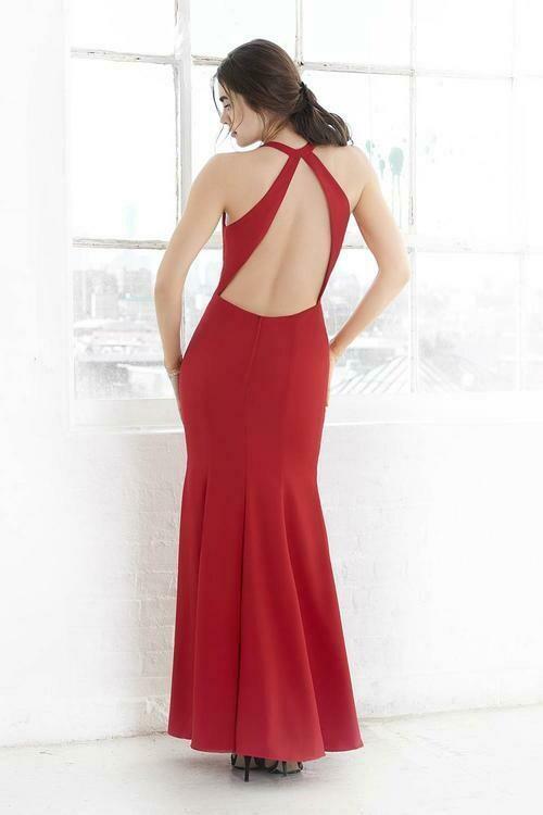 Kenneth Winston Colour dress 5347 size 16