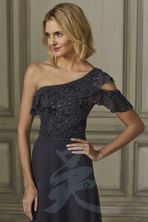 Adrianna  Papell 40151 size 16  Champagne