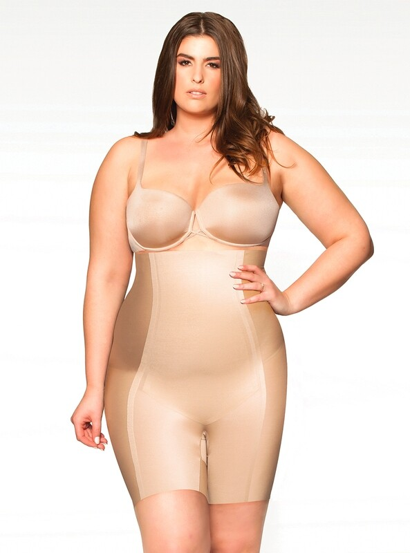 High waisted shapewear size 4XL