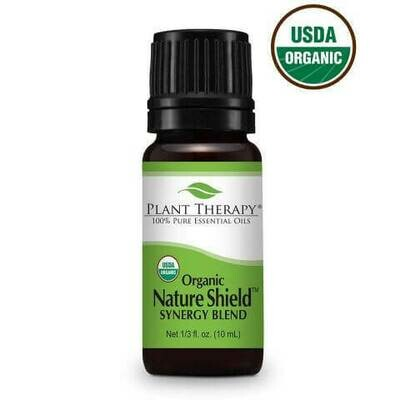 Nature Shield Organic Synergy Essential Oil 10mL