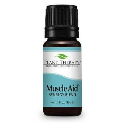 Muscle Aid Synergy Essential Oil 10mL