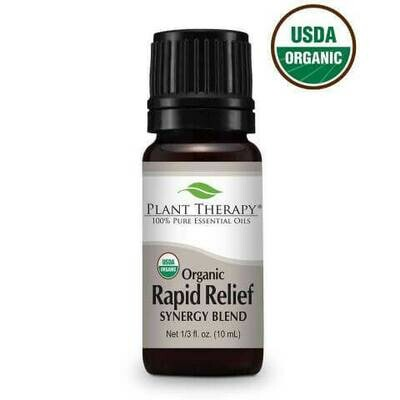 Rapid Relief Synergy Essential Oil 10mL