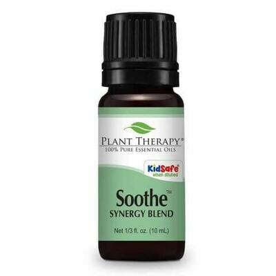 Soothe Synergy Essential Oil 10mL