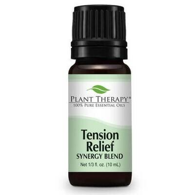 Tension Relief Synergy Essential Oil 10mL