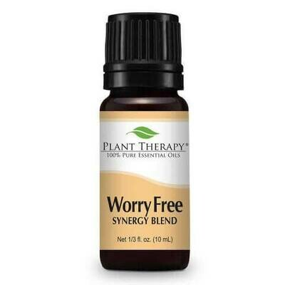 Worry Free Synergy Essential Oil 10mL