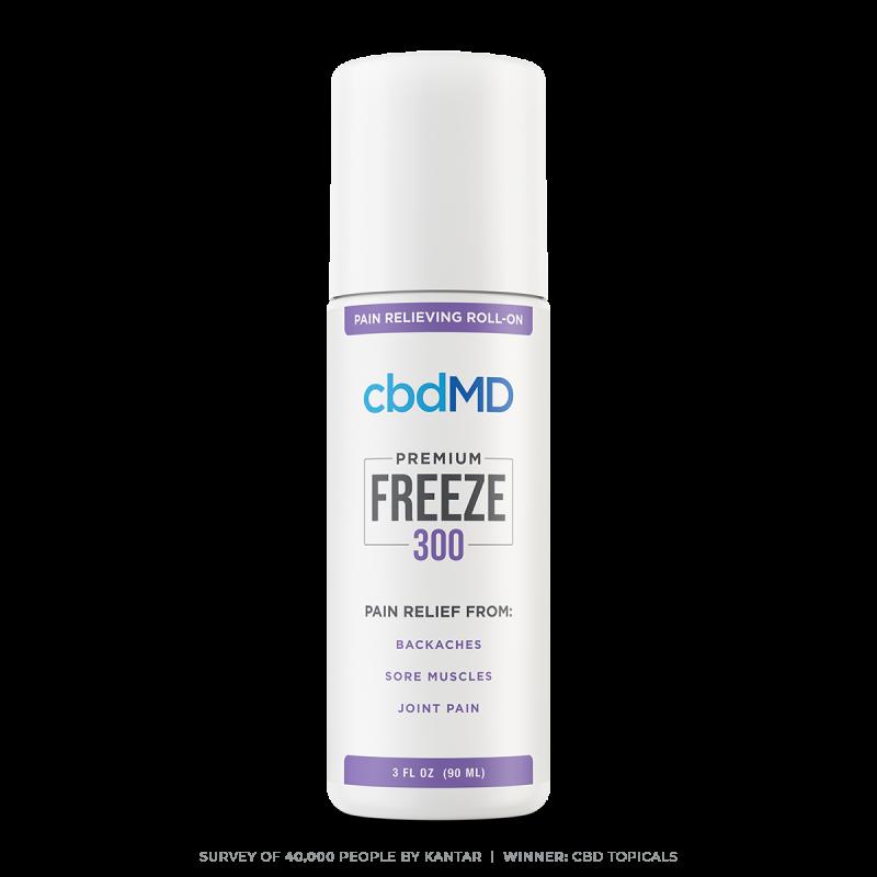 CBD Freeze Roller - 3 oz