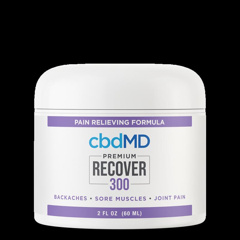 CBD Recover Tub