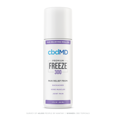 CBD Freeze Roller - 3 oz