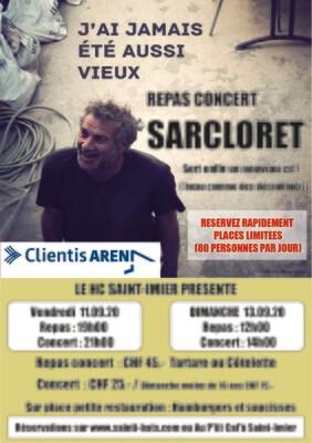 Vendredi Repas / Concert