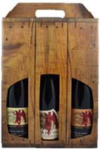 Coffret de Noël 3 bouteilles