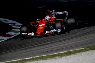Sebastian Vettel - Italy 2017