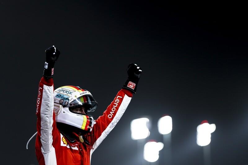 Sebastian Vettel - Bahrain 2018