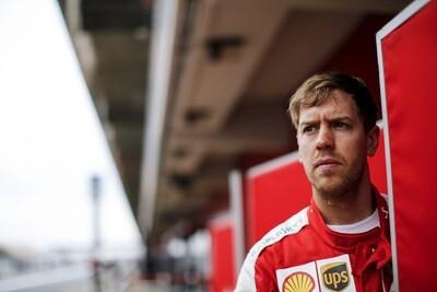 Sebastian Vettel - Barcelona Testing 2015