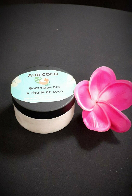 GOMMAGE BIO A L'HUILE DE COCO - 100 ml
