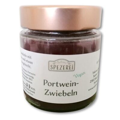 Portweinzwiebeln