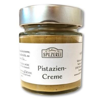 Pistazien-Creme
