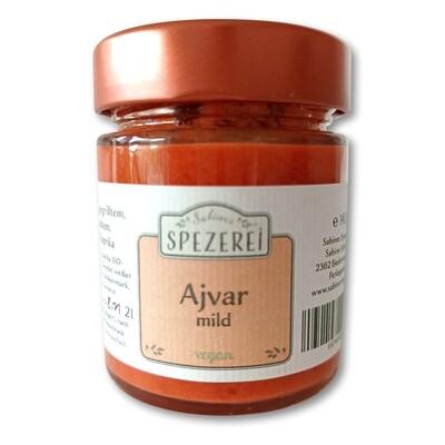Ajvar mild