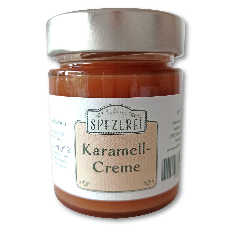 Karamell-Creme